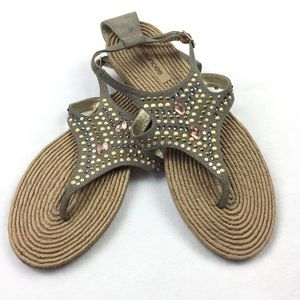 Maurices | Rhya Boho Ankle Strap Sandals